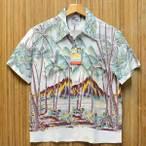 SUNSURF・デュークスペシャル「COCONUT PALMS&DIAMOND HEAD」/DK36202-105