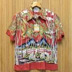 サンサーフ・DUKE KAHANAMOKU(デューク・カハナモク)Special Edition『COCONUT PALMS&DIAMOND HEAD』/DK36202-165(Red)