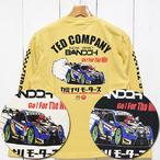 テッドマン「トリプルコラボレーション」長袖Tee/TDKMLT-90