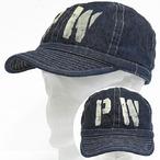 バズリクソンズ/デニムA-3 CAP「PW」ステンシル/br02474