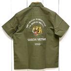 バズリクソンズ「SAIGON」サイゴン・ベトナムシャツ/br38145
