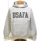バズリクソンズ「U.S.A.F.ACADEMIY」リフレクタープリント・リバースパーカー/br68651