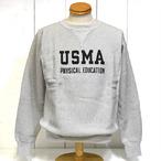 バズリクソンズ「USMA」リバースウェーブスエット/br68652